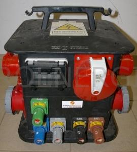 400A Rozdzielnia Powerlock 400//125/2x63/4x32/6x1f16