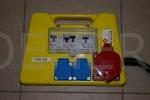 """32A Rozdzielnia """"żółtek"""" typ02"""